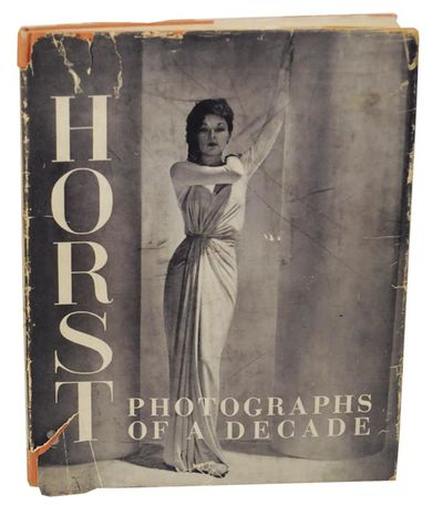 New York: J. J. Augustin Publishers, 1944. First edition and first printing. Hardcover. Horst's firs...