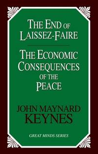 The End of Laissez Faire : The Economic Consequences of the Peace