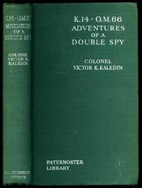 K.14 - O.M. 66 Adventures of a Double Spy