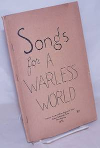 image of Songs for a warless world. Drawings by Kevin Royt