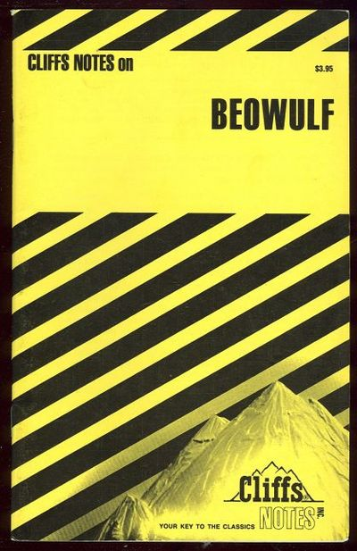 CLIFFS NOTES ON BEOWULF, Skill, Elaine Strong