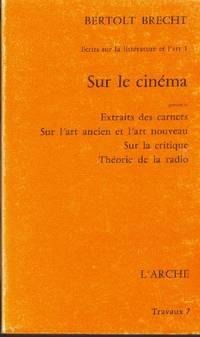 Sur le cinéma