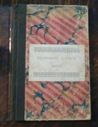 image of Laws of His Majesty Kalakaua I. King of the Hawaiian Islands,  Passed by  the Legislative Assembly At its Special Session 1887