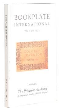 BOOKPLATE INTERNATIONAL