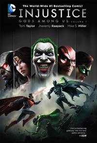 Injustice: Gods Among Us Volume 1 HC
