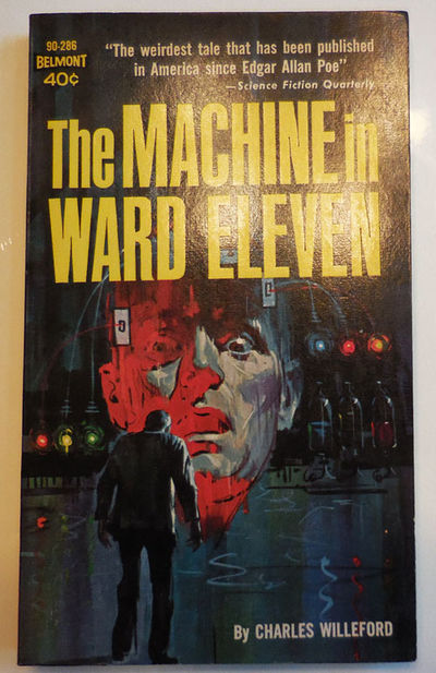 New York: Belmont Books, 1963. First edition. Paperback. Very Good +. Pocket paperbound book. Belmon...