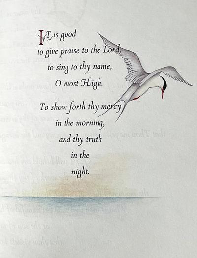 Psalms of Praise.