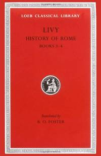 image of History of Rome, Volume II: Books 3-4: Bks. 1-45, v. 2 (Loeb Classical Library *CONTINS TO info@harvardup.co.uk)