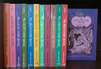 Andrew Lang's Fairy Tale Books in Many Colors (Complete 12-volume set) by Lang, Andrew (ed.); Illustrations by H. J. Ford