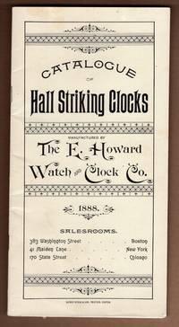 1960s Facsimile reprint of Victorian E Howard Watch and Clock Company Trade Catalog
