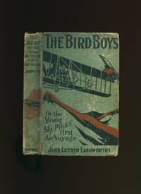 The Bird Boys; Or The Young Sky Pilots' First Air Voyage