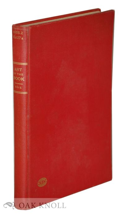 London and New York: The Studio Publications, 1951. cloth, dust jacket, slipcase. 4to. cloth, dust j...