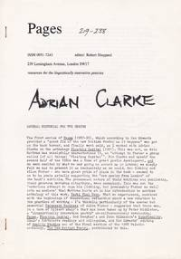 Pages 219-238. Adrian Clarke