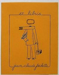 image of Ex-libris Québec. Jean-Claude Fréchette