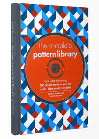 The Complete Pattern Library, With a CD Containing 100 Classic Patterns You Can Color, Alter, Scale, and Print