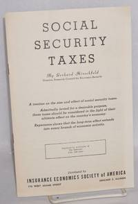 image of Social security taxes