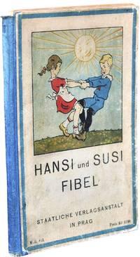Hansi und Susi-Fibel. Mit 84, davon 54 mehrfarbigen Textvignetten von Karl Kostial. Typographie von Alois Gränz.