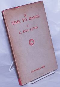 image of A Time to Dance, and Other Poems