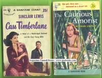 An AFB 4-book fiction multi-pack: Cass Timberlane, The Cautious Amorist, Clayton Richards, M.D.,...