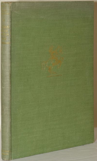 Christopher Johnson, 1948. First Edition. Hard Cover. Very Good binding. In the publisher's green cl...