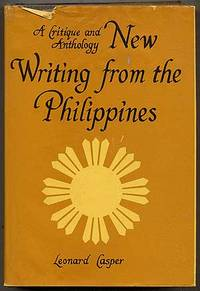 image of New Writing From the Philippines: A Critique and Anthology