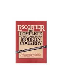 image of The Complete Guide to the Art of Modern Cookery