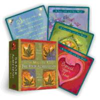 image of Four Agreements: A 48-Card Deck, The