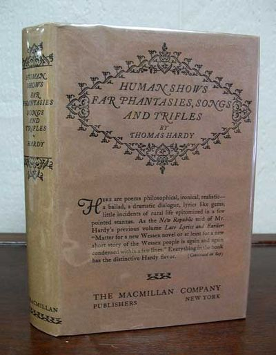 New York: MacMillan, 1925. 1st US trade edition (Purdy, p. 248). Green cloth with black lettering. D...