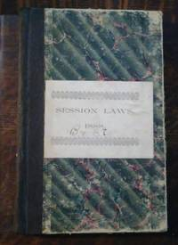 image of Laws of His Majesty Kalakaua I. King of the Hawaiian Islands,  Passed by  the Legislative Assembly At its Session 1888