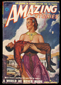 A World He Never Made in Amazing Stories September 1951