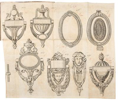 [Early English trade catalogue of...