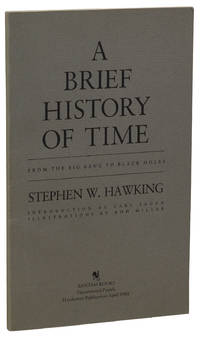 image of A Brief History of Time