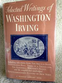 Selected Writings of Washington Irving by Commins, Saxe     ed - 1945