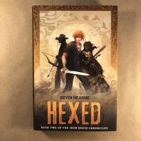Hexed (Iron Druid Chronicles) Signed Limited Edition Hardcover