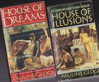 """Pauline Gedge Set:  """"House of Dreams""""  with the sequel """"House of Illusions""""..."""