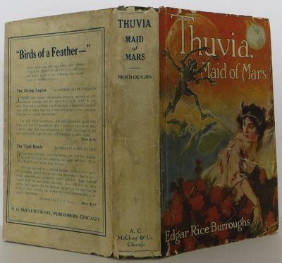 McClurg, 1920. 1st Edition. Hardcover. Very Good/Very Good. A very good first edition in a very good...
