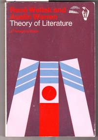 image of Theory of Literature