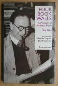 Four Book Walls: A Memoir of Andrew Block.