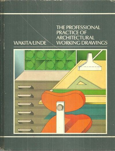 Image for PROFESSIONAL PRACTICE OF ARCHITECTURAL WORKING DRAWINGS