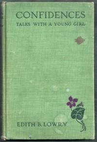 Confidences. Talks with a Young Girl