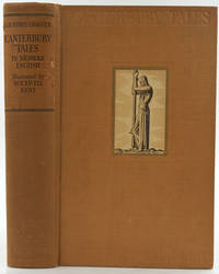 image of Canterbury Tales. Rendered into Modern English by J.U. Nicolson. With Illustrations by Rockwell Kent..