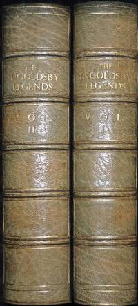 The Ingoldsby legends or mirth and marvels. In two volumes. Edited, with notes introductory and illustrative by R.H.Dalton Barham.
