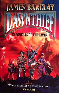 image of Dawnthief (Chronicles of the Raven #1)
