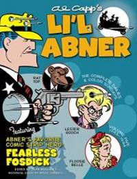 image of Li'l Abner: The Complete Dailies and Color Sundays, Vol. 5: 1943-1944 (Lil Abner Hc)