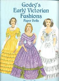 image of Godey's Early Victorian Fashions Paper Dolls