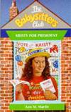 image of Kristy for President (Babysitters Club)
