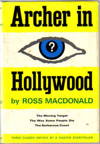 image of Archer in Hollywood: The Moving Target, The Way Some People Die, The Barbarous Coast