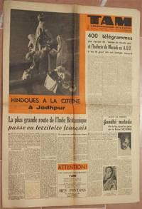 TAM L'HEBDOMADAIRE DE L'EMPIRE N. 10 - 10 OCTOBRE 1942
