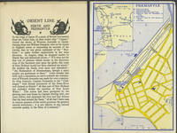 image of Orient Line, Perth and Fremantle handbill & 2 city plans