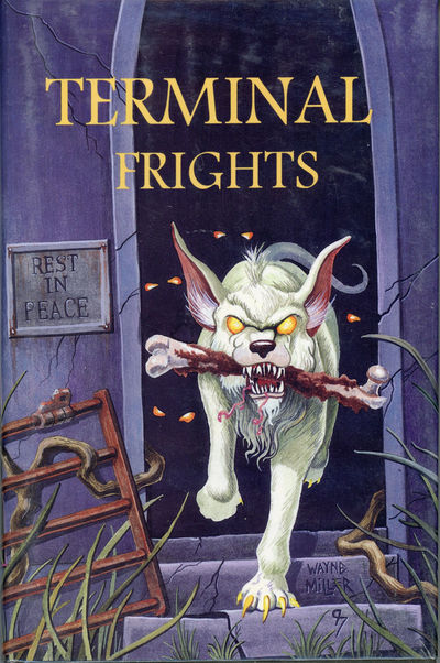 Black River, New York: Terminal Fright Press, 1997. Octavo, cloth. First edition. Original anthology...